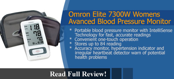 Omron Elite 7300W Reviews