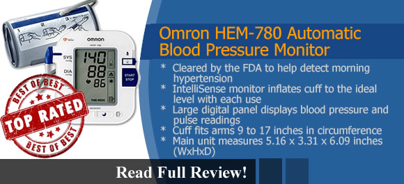 Omron HEM-780 Reviews