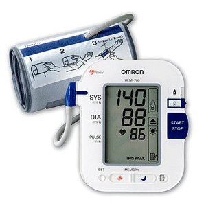 Omron HEM-780 Automatic Blood Pressure