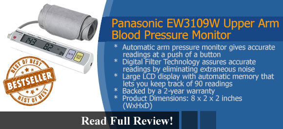 Panasonic EW3109W Reviews